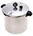 23 Qt Aluminum Pressure Canner