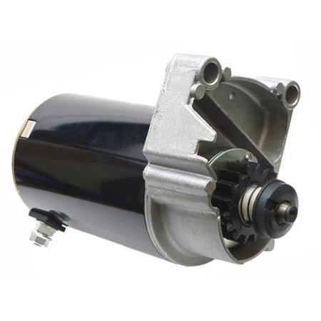 Twin Power Starter (DB Electrical SBS0009 New Starter Motor For Briggs 14 14HP 16 16HP 18 18HP Horizontal V Twin Cylinder HD /  399928, 495100, 498148)