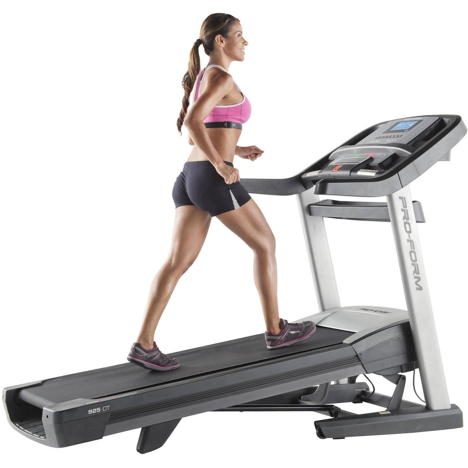 "ProForm 925 CT Treadmill with 15% Auto Incline, 7"" Display & 325 lb Capacity"