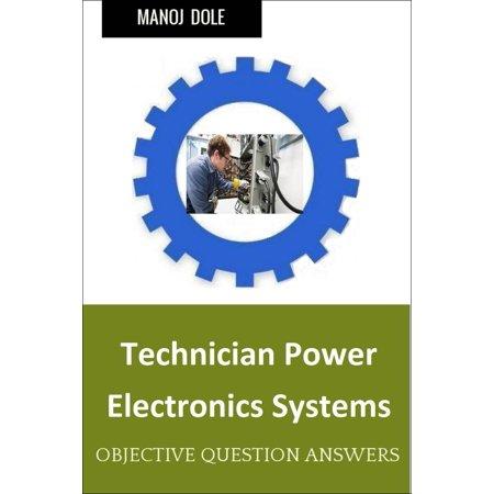 Technician Power Electronics Systems - eBook