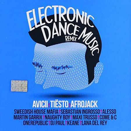 Electronic Dance Music Remix / Various (CD) - Halloween Remix Dance Music