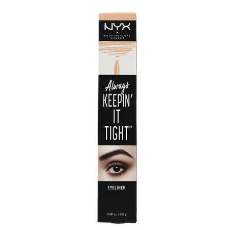 NYX Always Keepin It Tigh Eyeliner Nude