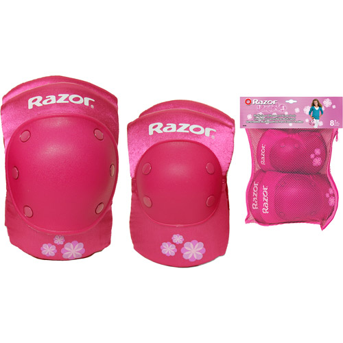Razor, Sweet Pea, Pad Set, Youth, Pink by Generic