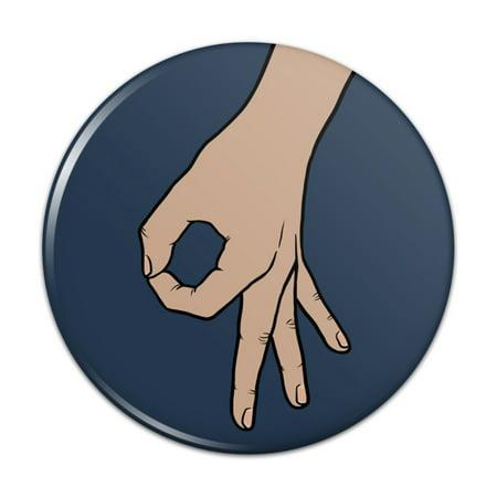 The Circle Game Pinback Button Pin Badge - 1