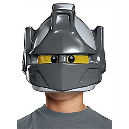 Halloween Mask- Lance Lego Child Mask -Scary Mask](Scary Halloween Face Masks)