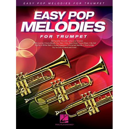 Melodies Trumpet - Easy Pop Melodies for Trumpet