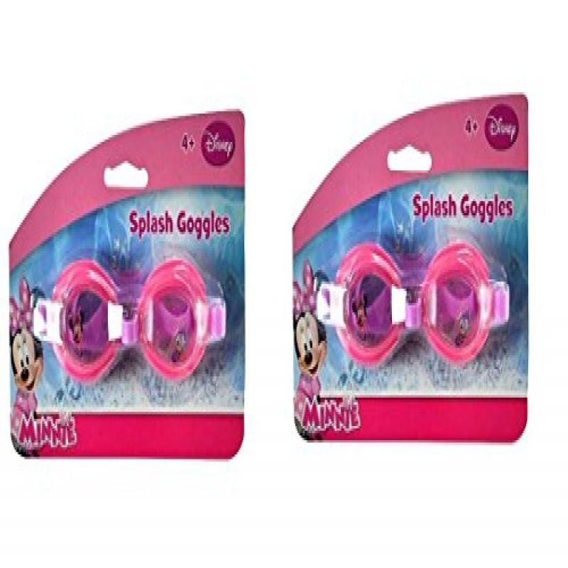 Minnie Mouse Kids Swim Goggles x 2 set by