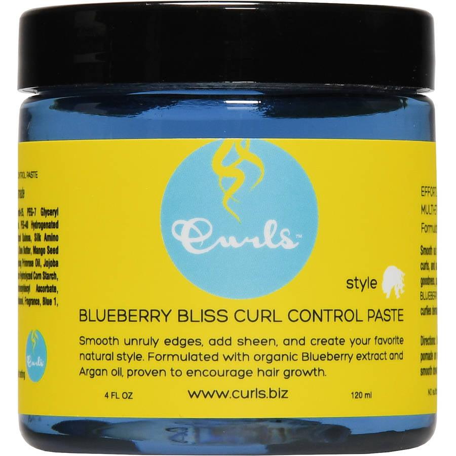 Curls Blueberry Bliss Curl Control Paste, 4 fl. oz.