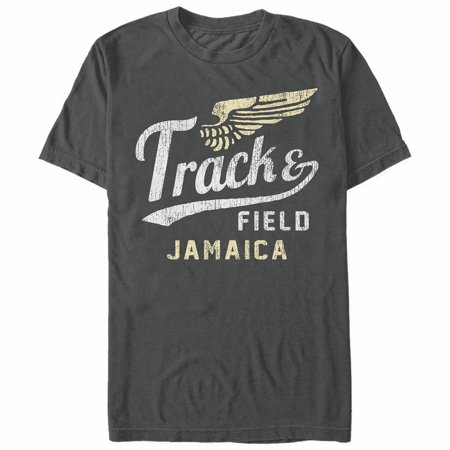 Men's Jamaica Track and Field - Track And Field T-shirt Designs