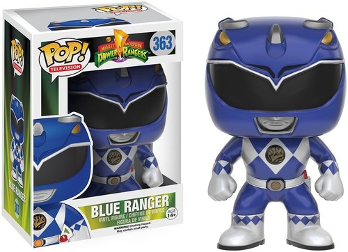 Funko POP Green Ranger - No Helmet Power Rangers S4 Vinyl Figure TV TOMMY