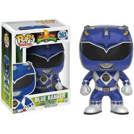 - FUNKO POP! TELEVISION: POWER RANGERS - BLUE RANGER