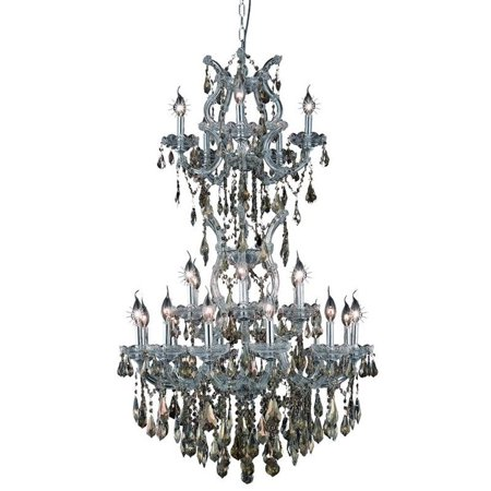 Elegant Lighting Maria Theresa 25 Light Elements Crystal Chandelier - image 1 of 1
