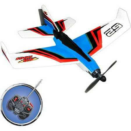 Air Hogs RC Sky Stunt Plane, Red White & Blue Airplane
