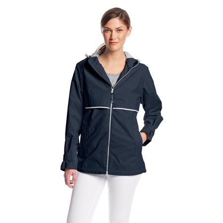 Charles River Women's New Englander Rain Jacket - Park Avenue Coat