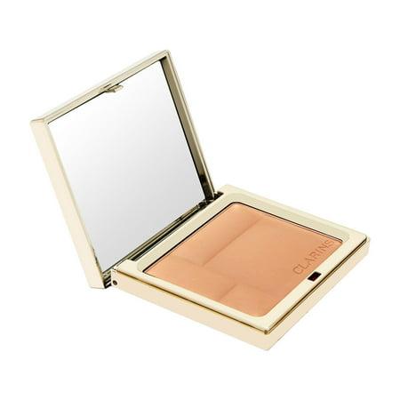 Clarins Ever Matte Mineral Powder Compact 03 Transparent Warm