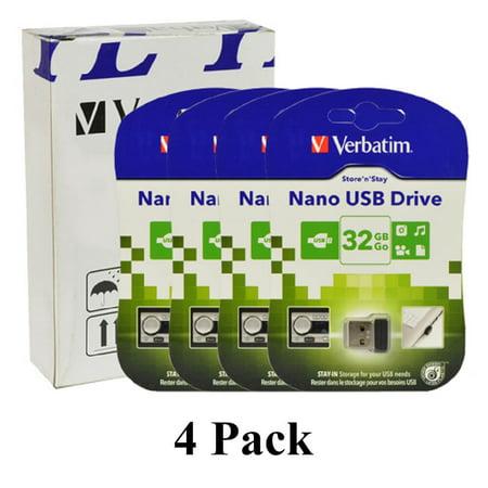 4 Pack Verbatim Store