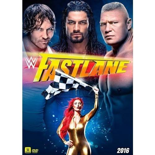 WWE: Fast Lane 2016 by WARNER HOME VIDEO