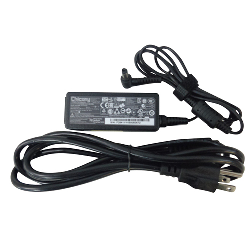 Acer Chicony A13-040N3A Laptop Ac Adapter Charger & Cord 40W 19V 2.1A KP.0400H.003