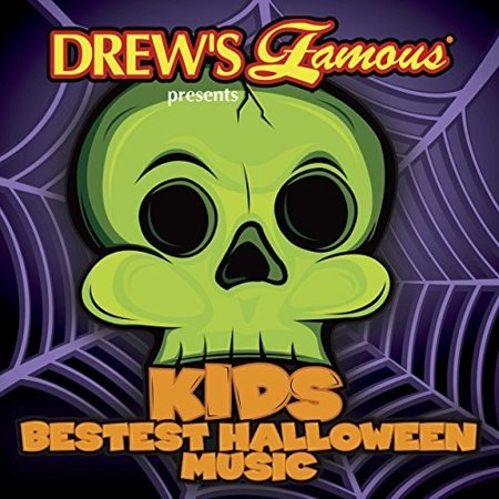 Kids Bestest Halloween Music (Various Artists) (CD) - Halloween Music App