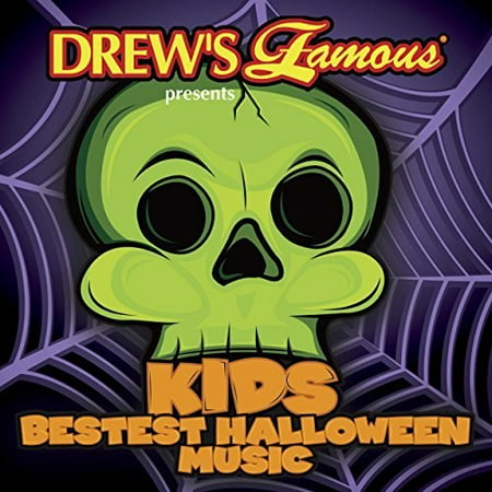 Kids Bestest Halloween Music (Various Artists) (CD) - Halloween Music For Students