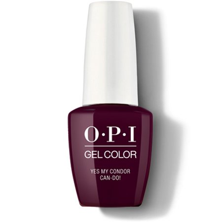 OPI Nail GelColor Gel Polish Color .5oz/15mL - YES MY CONDOR CAN-DO! GCP41 - image 1 of 1
