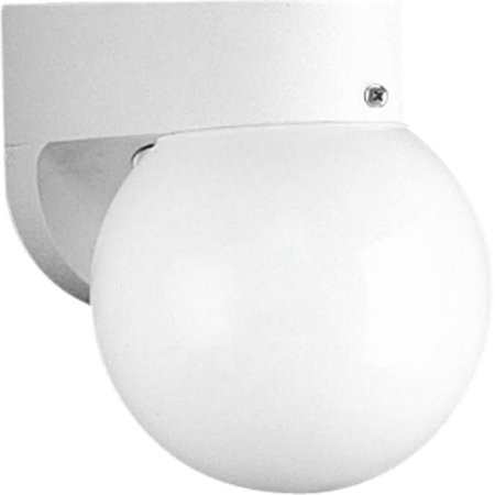 Polycarbonate Collection Outdoor One-Light Wall (Polycarbonate Collection)