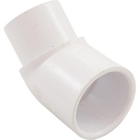 1.5In 45 Degree Street Ell (1.5In Socket X 1.5In Spigot) - Custom Baloons
