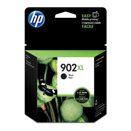 HP 902XL Black Original Ink Cartridge Black Printhead Cleaning Cartridge