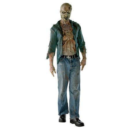 Walking Dead Deluxe Adult Decomposed Zombie Costume Rubies - The Walking Dead Zombie Costumes