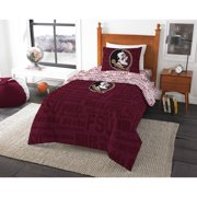 NCAA Florida State University Seminoles Bed in a Bag Complete Bedding Set