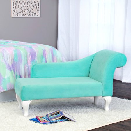 Homepop Kids Chaise Lounge