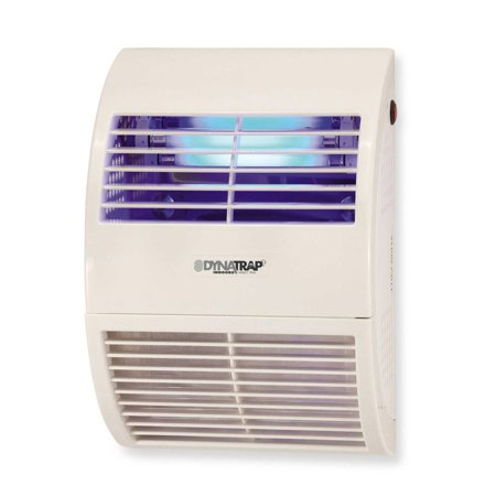 Insect Wall (Dynatrap Indoor Home Insect and Mosquito Trap Zapper with Wall Mount,)