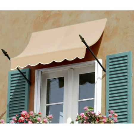 Awntech New Orleans Spear Arms Window Door Awning