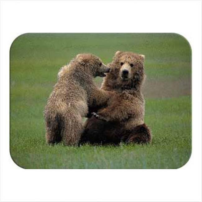 McGowan TT99841 Tuftop Bears Pushover Cutting Board- Small
