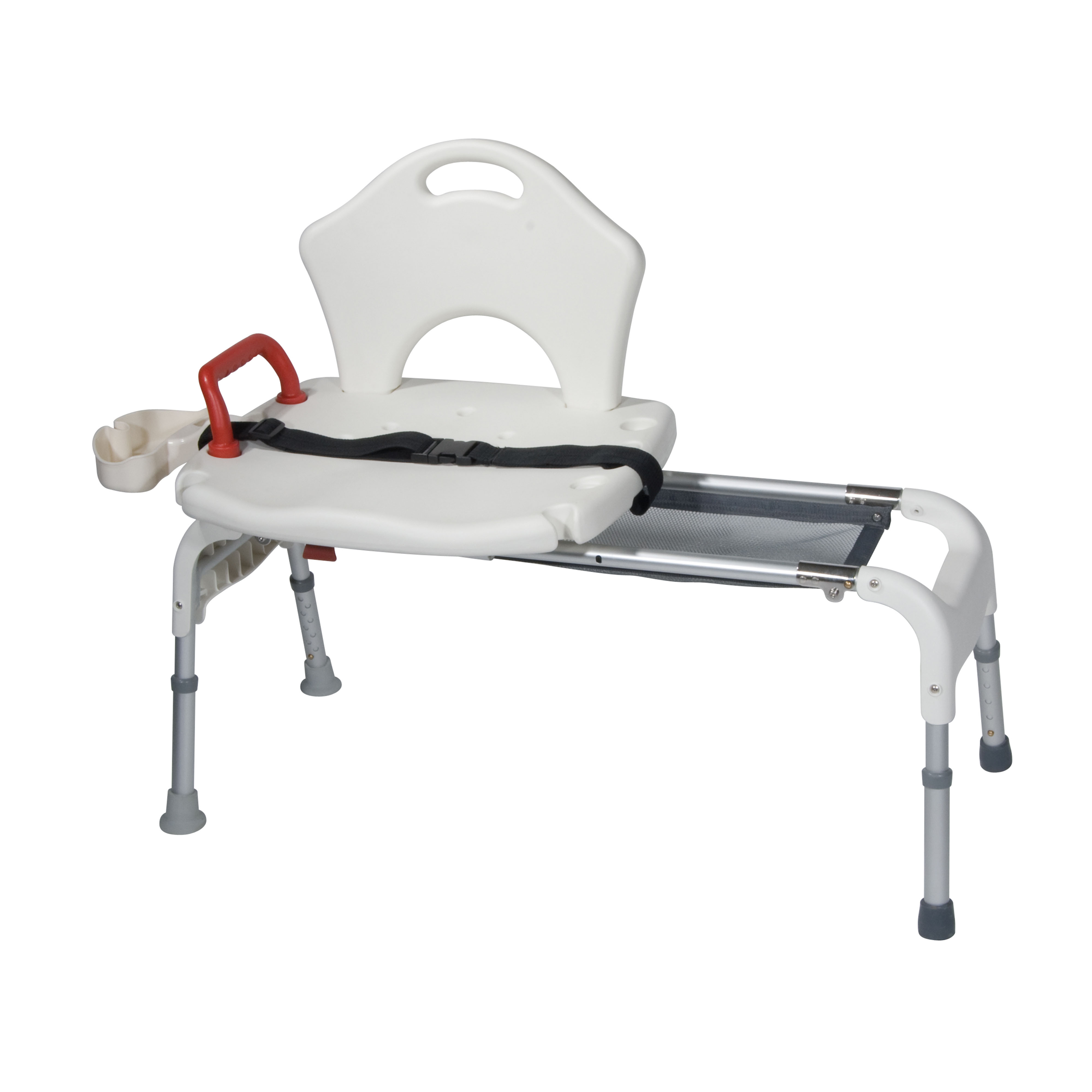 Drive Medical Folding Universal Sliding Transfer Bench - Walmart.com