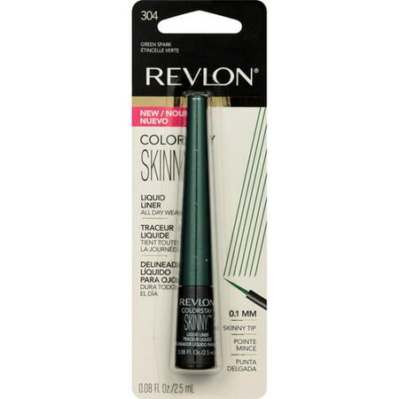 Revlon ColorStay Skinny Liquid Liner, 301, 0.08 fl oz
