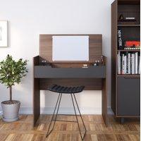 Nexera Cartel Vanity Table with Flip Top, Multiple Colors