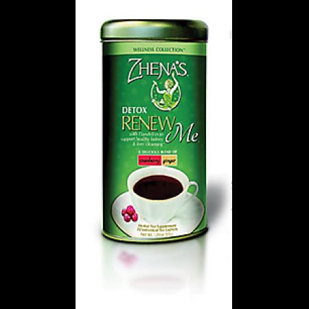 Zhena's Gypsy Tea Renew Me Cranberry Ginger - 22 Bags