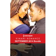 Harlequin Kimani Romance September 2014 Bundle - eBook
