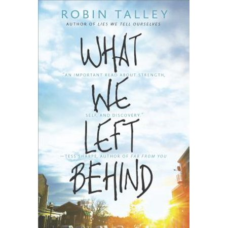 What We Left Behind : An Emotional Young Adult Novel](We Young Money Halloween)