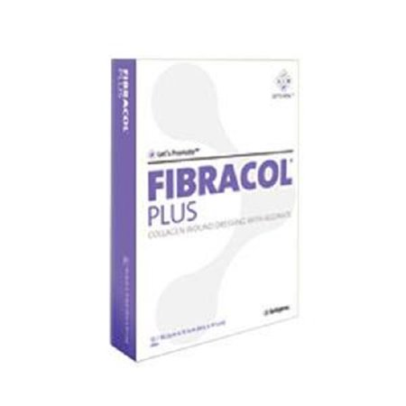 - Collagen Dressing Fibracol Plus Collagen / Alginate  4 X 8-3/4 1 Count