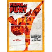 Films of Fury: The Kung Fu Movie by PHASE FOUR