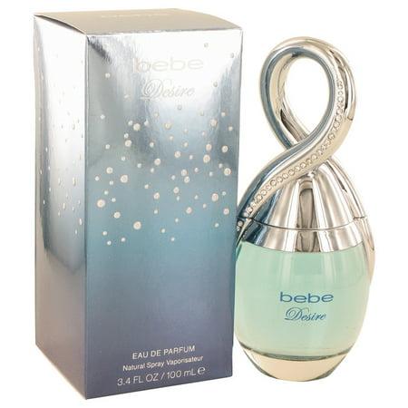 Bebe Desire by Bebe - Eau De Parfum Spray 3.4 oz