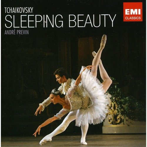 TCHAIKOVSKY: SLEEPING BEAUTY [TCHAIKOVSKY, PETER ILYICH] [CD BOXSET] [2 DISCS] [5099996768921]