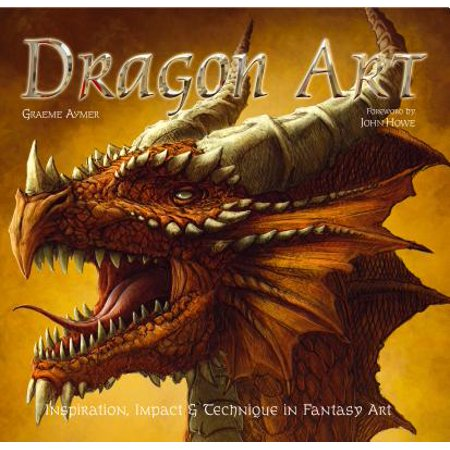 Dragon Art : Inspiration, Impact & Technique in Fantasy