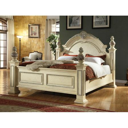 Meridian Furniture Usa Sienna Panel Bed