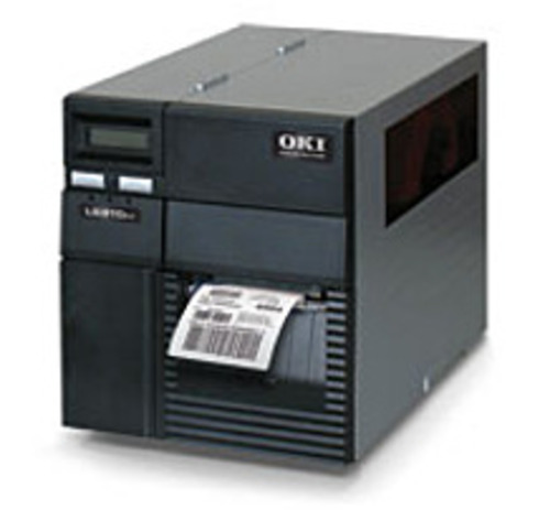 Oki LE810DT-CTO Direct Thermal Printer - Monochrome - 6 inches/second - 203 dpi - 14-pin Centronics Connector/USB - PC
