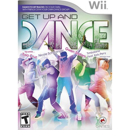 Get Up and Dance (Wii)