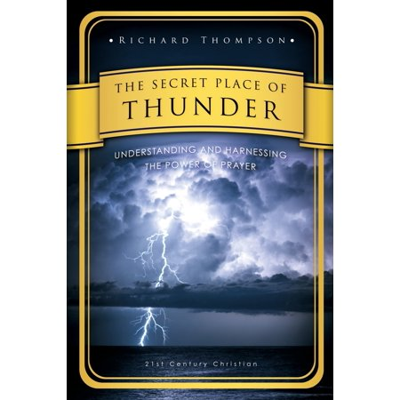 The Secret Place of Thunder (Paperback) (He That Dwelleth In The Secret Place Chords)