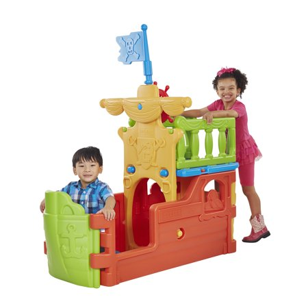 Buccaneer Boat Kids Play Climber